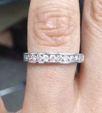 DEAL! 0.50 CT NATURAL ROUND DIAMOND LADIES ENGAGEMENT  BAND RING IN 14K GOLD