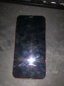 Apple iPhone XR 64GB Smartphone - Coral (Unlocked)