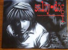 SALTY DOG volume I  : Kazuya Minekura - ART BOOK JAPON - COMME NEUF