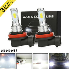 iSincer H11 LED Headlight Super Bright Bulbs Kit 330000LM HIGH/LOW Beam 6000K