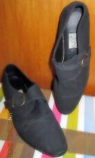 Vintage Schnallen-Slippper *TWIST FLEX* -USA- Gr.37 ORGINAL END-70'S  Sammler!?