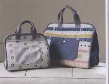 PATTERN - Maker's Tote - handy carry bag PATTERN - Noodlehead