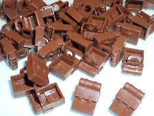 Lego 6285 6286 6289 6274 pirates lot de 50 sacs à doc marron en bon état 25 (kg)