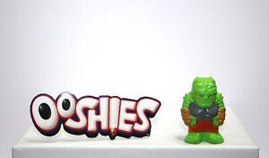 "DC COMIC OOSHIES - ""KILLER CROC V2"" - Series 4 (rare)"