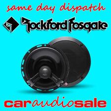 "ROCKFORD FOSGATE T1650 6.5"" 16.5CM 2 WAY COAXIAL FULL RANGE CAR VAN SPEAKERS"