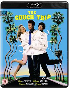 THE COUCH TRIP (1988) blu-ray 88 films dan aykroyd walter matthau grodin BLU