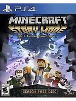 Minecraft: Story Mode PlayStation 4 PS4 Kids Game 2