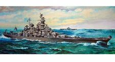 Tamiya 1/350 Ship Series #18 US Navy battleship Missouri 78018