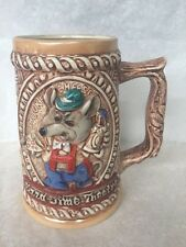 Chuck E cheese Pizza Time Theatre Mug Chucke Cheese Made In Japan Vintage
