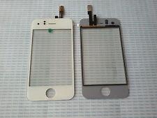 Touch screen per Apple Iphone 3GS vetrino vetro glass white touchscreen nuovo