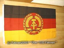 Fahnen Flagge DDR NVA Dienstflagge der Armee - 90 x 150 cm