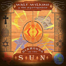 Diamonds in the Sun [Digipak] by Walt Wilkins (CD, Jul-2007, Palo Duro) PROMO