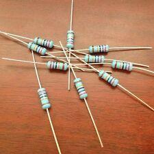 10PCS  Metal Film Resistor 1 Watt 1W 1% 100 ohm