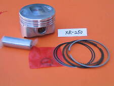 Piston 70mm Rings Wrist Pin 18mm Kit Honda XR 250 Motorcycle 250cc new