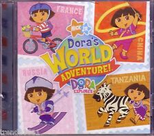 Dora's World Adventure Classic Greatest HIts NIck Jr Ziggy Marley Aaron Neville