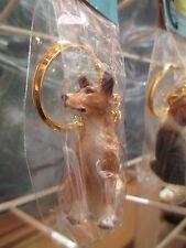 Basenji ~ Key Chain ~ Great Gift Item