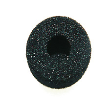 Shure SM102 WH10 replacement Black Foam Windscreen from Windtech 5071-5