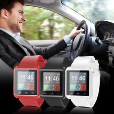 Bluetooth Smart Watch Montre-Bracelet Pr iPhone Samsung HTC Android Téléphone NF