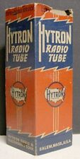 1930's NOS Hytron 24A Radio Tube - Screen Grid Tetrode RF/IF-Stage
