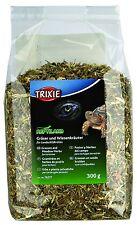 Trixie 76277 Gräser und Wiesenkräuter, Landschildkröten, 300 g