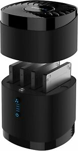 "Sabrent USB 3.0 4 Bay 2.5"" Hard Drive/SSD Docking Station with Fan (DS-4SSD)"