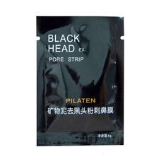 PILATEN Black Face Mask Blackhead Remover Deep Exfoliating Peel Off Mask Mud UK