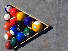Triangle for SoccerPool game table. Snookball Soccer Pool Soccer Billiards