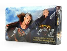 Supergirl Season 1 Trading Cards Hobby Box (Cryptozoic 2018) RARE & BRAND NEW