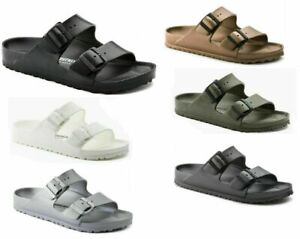 Birkenstock Arizona EVA Double Strap Sandals Slides Mens Womens Unisex Shoes NIB