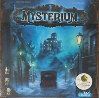Mysterium Board Game  Factory Sealed Award Winning