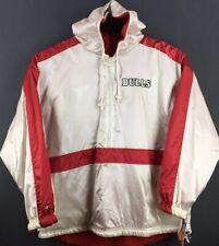 CHICAGO BULLS Vintage NBA Reebok (XXL) Reversible Hooded Sweater ***NEW***