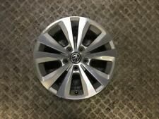 "13-19 VW GOLF MK7 16"" INCH ALLOY WHEEL 10 SPOKE 5 STUD 6.5JX16H2"