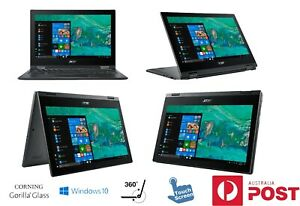 Acer Touch Spin 1 11.6 inch 2-in-1 Notebook Intel Celeron 4GB RAM 64GB SSD W10H