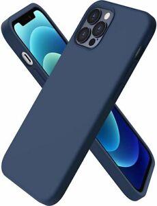 Coque Etui TPU Mat iPhone 13 Pro Max 13 mini 12 11 Pro XS XR SE 8 Plus 7 6s