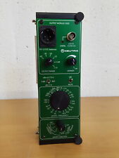 More details for neutrik ag audio analyzer output module 3322
