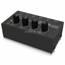 Behringer - HA 400 MICROAMP Kopfhörerverstärker 4-Kanal