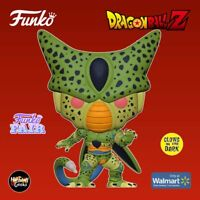 🐉 CELL FUNKO POP! FIRST FORM DRAGON BALL Z GLOW IN THE DARK EXCLUSIVE PREORDER