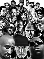6300 Hip Hop, Hip Hop Rap, Hip Hop Radio, Rap Music on a 32gb usb flash drive