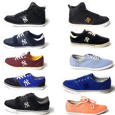 NYY Sneakers New York Yankees Schuhe Herren Damen Sneaker Man & Women Shoes Neu