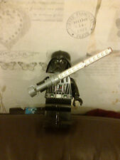 LEGO 8 in (environ 20.32 cm) GRAND DARK VADOR figure en forme de lumière torche Star Wars