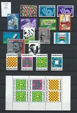 Niederlande Jahrgang 1973 Postfrisch bis auf 'Juliana Regina' komplett (NVPH)