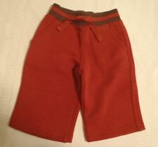 Gymboree Top Dog 6-12 month Burnt Orange Athletic Pants NWT