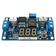 LED DC-DC Spannungsregler LM2596 Step-Down einstellbar LED Voltmeter LM2596S