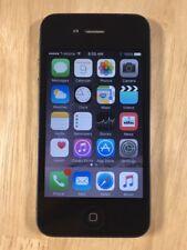 APPLE IPHONE 4S 16GB FACTORY UNLOCKED  AT&T NET10 TMOBILE STRAIGHT TALK BLACK