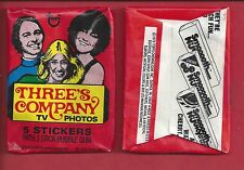 1978 Topps Three's Company single Wax Pack