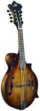 Morgan Monroe MFM-750 Walnut Finish F-Style Mandolin