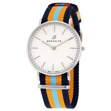 Brooklyn Flatland Casual Super Slim Swiss Quartz Watch