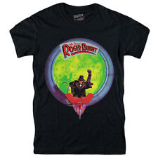 WHO FRAMED ROGER RABBIT T-shirt Judge Doom and the Dip Machine,Christopher Lloyd