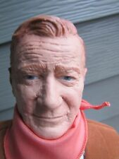 Vintage 1981 John Wayne Effanbee's Doll  American Symbol Of the West Figure
