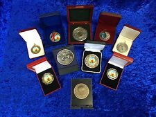Set of 10 Assorted Various Ladies Womens Girls Golf Medals Tournament Club